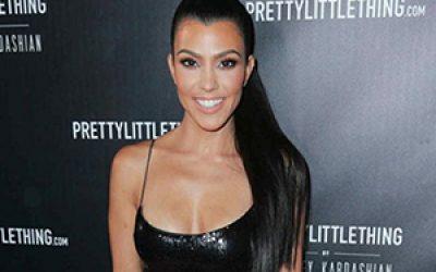 Kourtney Kardashian furiosa por ser excluida de famosa lista
