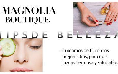 Tips de Belleza,  los mejores consejos para Uñas y Ojeras