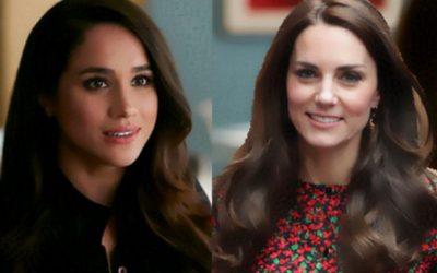 Lo que faltaba Megan supera a Kate en popularidad