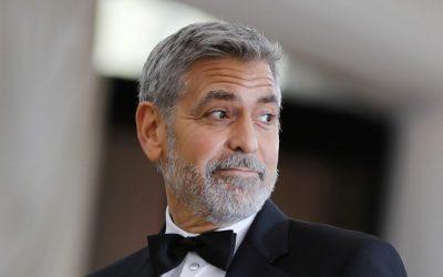 """George Clooney sin actuar es el actor mas """"Billetudo"""" del año"""