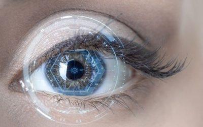 Sorprendente Tecnología que cambia el color de tus ojos.